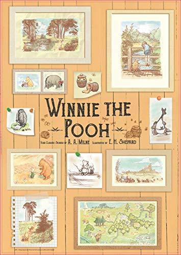 Educa Borras - Winnie the Pooh fotoframes 1000 stuks Jigsaw puzzel