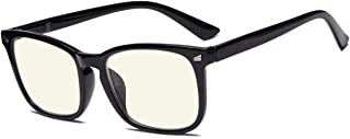 Eyekepper Stylish UV Protection Reading Glasses Computer Readers for Women (Black, 4.00)