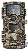 WiMiUS H7 Wildkamera, 16MP 1080P Wildkamera mit Bewegungsmelder Nachtsicht, IP66 Wasserdicht Wildtierkamera, Überwachungskamera für Wildtierjagd und Heimsicherheit - Best Reviews Guide