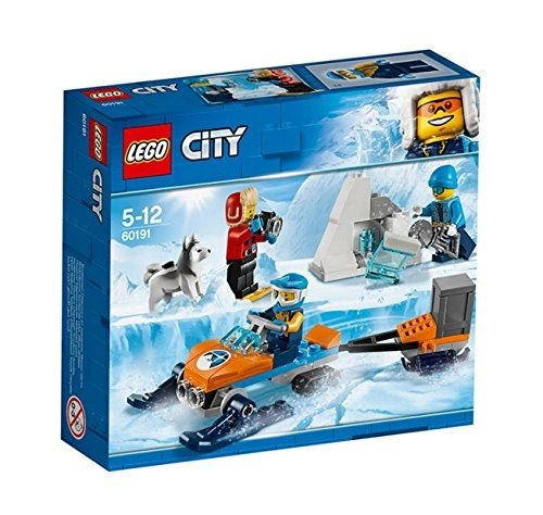 City Lego 60191 - Arktis Expeditionsteam