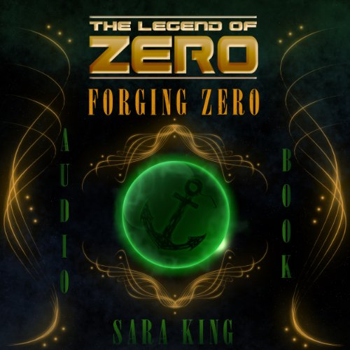 Forging Zero audiobook cover art