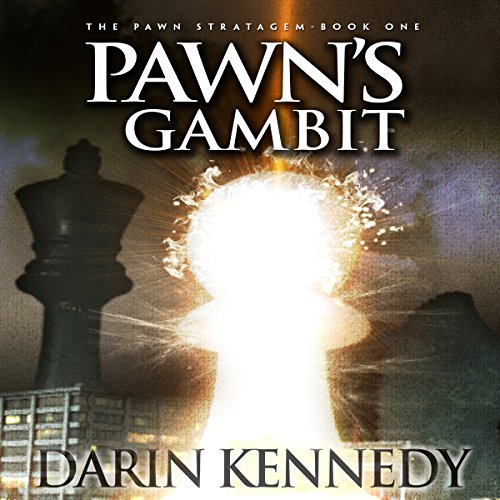 Pawn's Gambit audiobook cover art