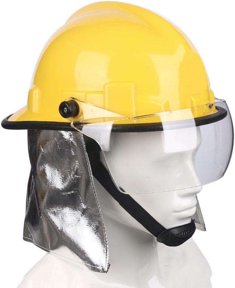 Casco protector de rescate para adultos al aire libre, Casco de montaña a prueba de golpes con máscara protectora, Terremoto desastre emergencia rescate protección casco de seguridad ZDDAB