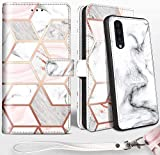 Shields Up Galaxy A70 Wallet Case, [Detachable] Magnetic Wallet...