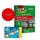 Campsite Guide + APP 2019 Britain, Ireland, France, Spain & Portugal