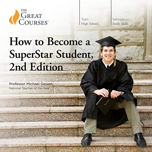 How to Become a SuperStar Student, 2nd Edition cover art