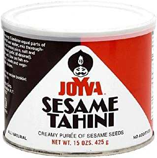 Joyva Tahini, 15-Ounce Packages (Pack of 6)-SET OF 3