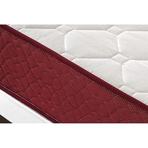 Hogar24-Colchón viscoelastico Viscoplus Doble Capa Reversible Tejido Air Fresh 3D Medida 90X180 y Espesor 15 cm