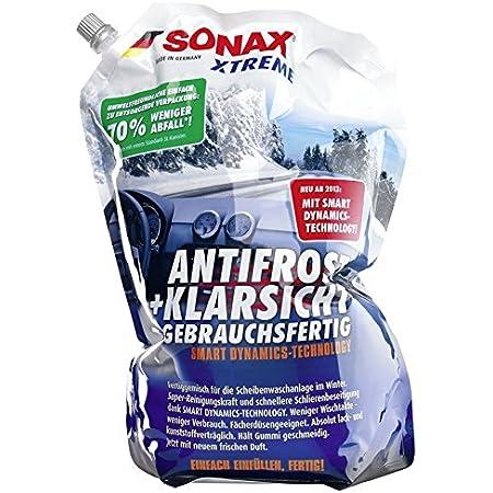 Sonax Xtreme 232441 Antifrost Klarsicht Gebrauchsfertig 3 Liter Auto