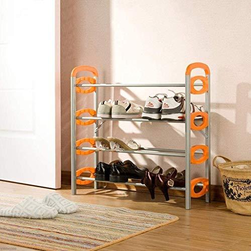 XWZH Asamblea al aire libre del estante del zapato de la puerta de múltiples capas del gabinete de los zapatos