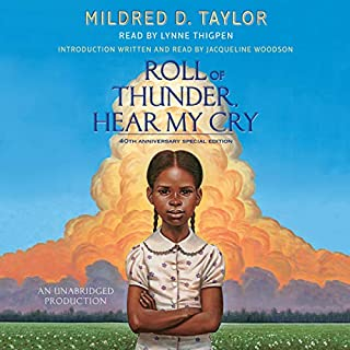 Roll of Thunder, Hear My Cry cover art