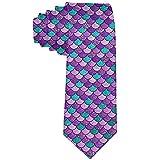 Cravatta in tessuto per uomo in poliestere regalo perfetto per festa di fine anno
