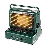 TMY Chauffage extérieur du brûleur Réchaud Chauffage Gaz de Camping Double Usage Portable Chauffage au gaz...