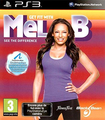 Get fit with Mel B. (jeu PS Move) - [Edizione: Francia]