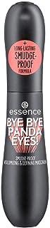 essence | Bye Bye Panda Eyes Tubing Mascara | Smudge-proof, Volumizing definition | Vegan, Paraben Free, Oil Free | Cruelty Free (Pack of 1)