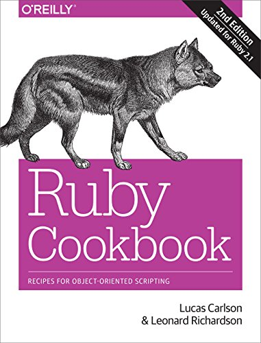 Ruby Cookbook: Recipes for Object-Oriented Scripting (English Edition)