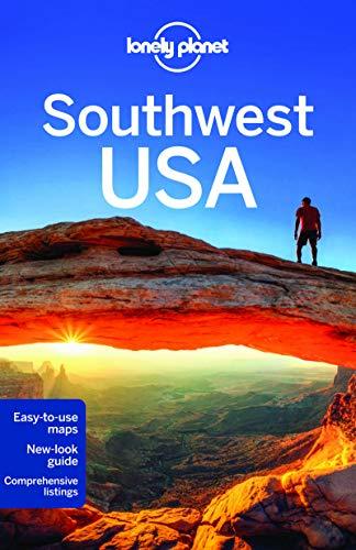 Lonely Planet Southwest USA [Lingua Inglese]