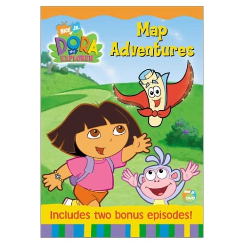 Amazon.com: Dora the Explorer - Map Adventures: Fatima ... on map from my little pony, sesame street, the fresh beat band, the backyardigans, map from every witch way, little bill, wonder pets, mickey mouse clubhouse, team umizoomi, max and ruby, map from batman, blue's clues, bubble guppies, good luck charlie, the fairly oddparents, little einsteins,