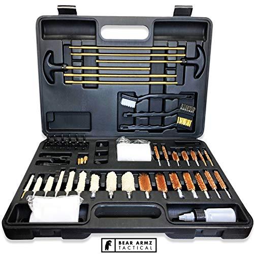 Bear Armz Tactical Universal Gun Cleaning Kit | American...