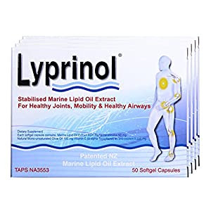 Lyprinol Green Lipped Mussel Supplement