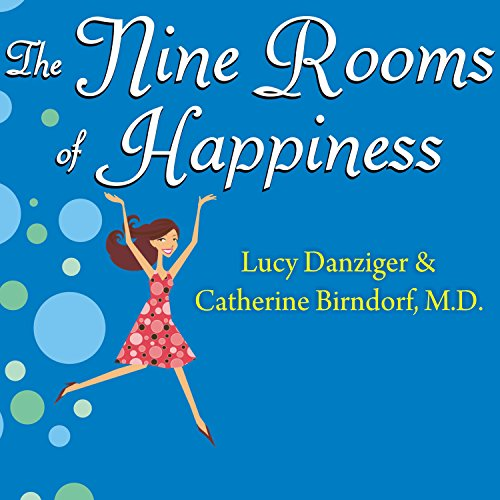 The Nine Rooms of Happiness audiobook cover art