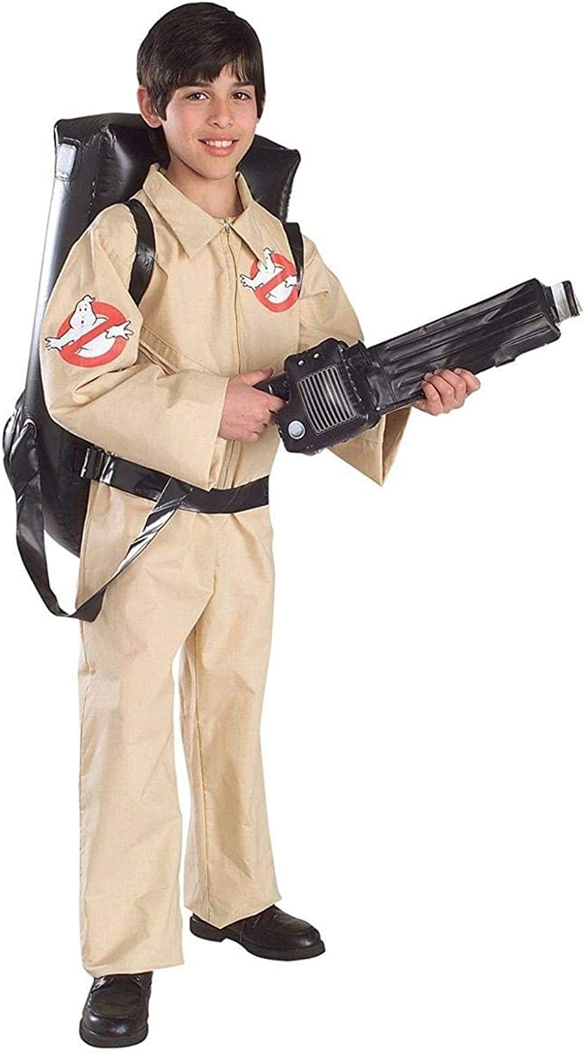 Deluxe Ghostbusters Costume  Large
