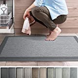 iCustomRug Ergonomic Anti Fatigue Kitchen Mat with Durable textalene Surface, for Comfort While Standing in Kitchen, Bathroom, Workstation Memory Foam Mat 39