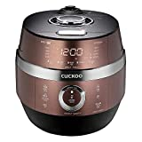 Cuckoo Multi-function, Programmable Induction Rice Cooker - 6-Cup