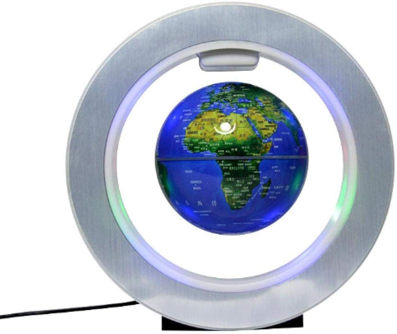Jopjdpdsf Schwebender Globus,Magnetschwebekugel O-Gre Groes Display Kreative Geschenke Büro Handwerk