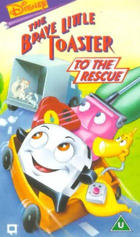 The Brave Little Toaster To The Rescue [VHS] [1997]