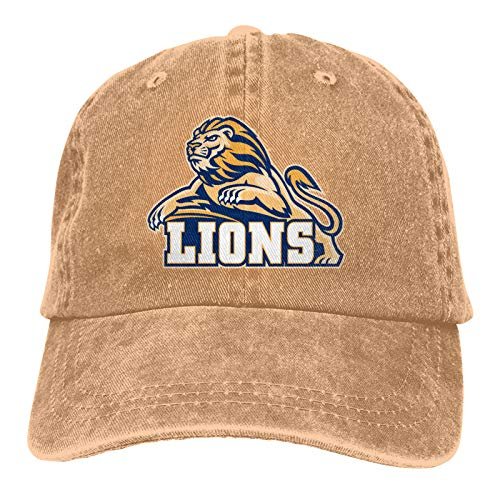 Lmu Loyola Marymount University Lions Casquette Classic Cowboy Hat Adjustable Baseball Cap