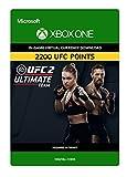 UFC 2 - 2200 UFC POINTS - Xbox One Digital Code