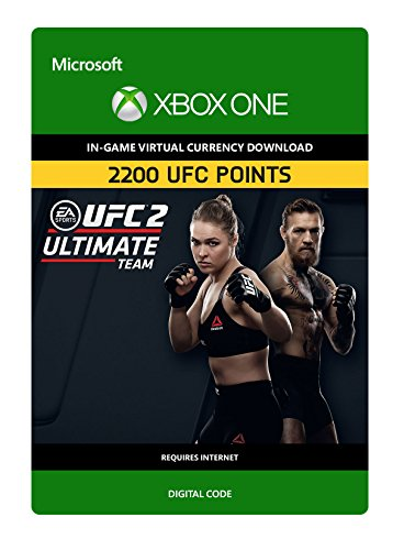 UFC 2 - 2200 UFC POINTS - Xbox One Digital Code