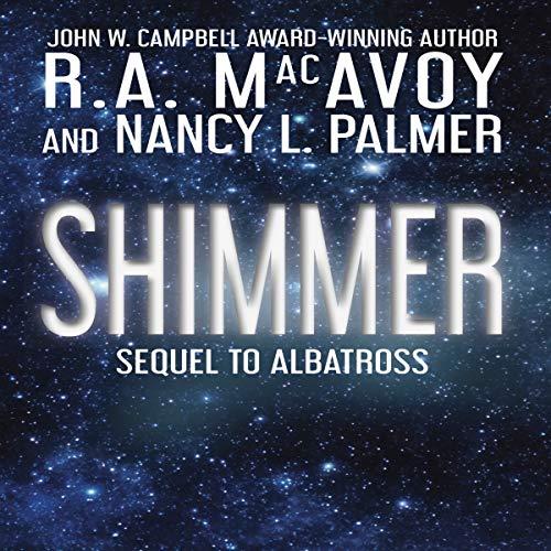 Shimmer audiobook cover art