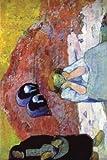 'Grape Harvest at Arles' by Paul Gauguin - 1888: Journal (Bl