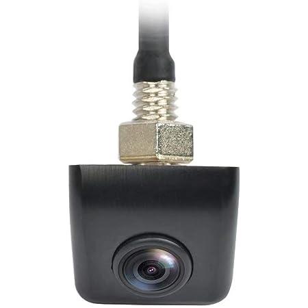 Xomax Xm 012 Micro Farbbild Rückfahrkamera Weitwinkel Elektronik