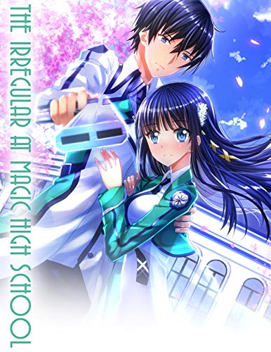 The irregular magic school: The irregular at magic high school anime light novels manga box set | FULL COLLECTION FANS (English Edition)