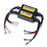 FMS Auto Faro Lampadine LED Decoder H1 Canbus Adattatore Canceller Errore Avviso Resistore...