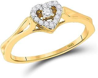 ad9b02360141e Amazon.com: $100 to $200 - Promise Rings / Wedding & Engagement ...