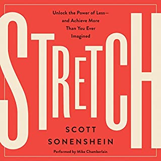 Stretch audiobook cover art