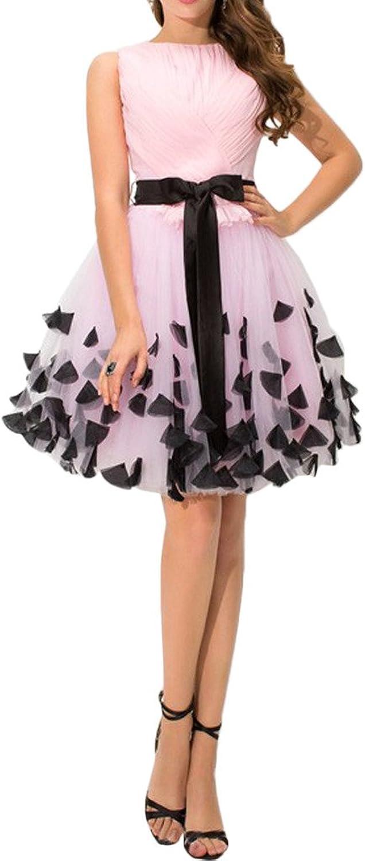 La Mariee Girl's Aline Princess Short Junior's Party Dresses Bridesmaid Dress