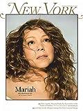 New York Magazine (August 31, 2020) Mariah Carey Cover