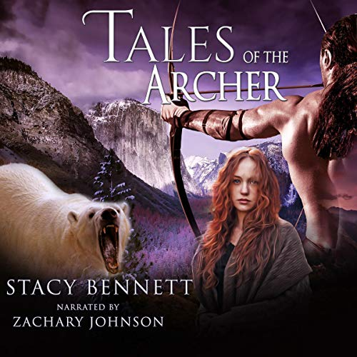 Tales of the Archer audiobook cover art