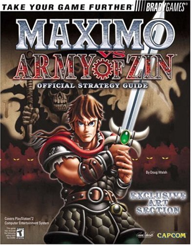 Maximo? vs Army of Zin? Official Strategy Guide