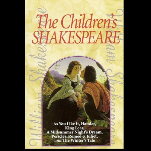 The Children's Shakespeare audiobook cover art