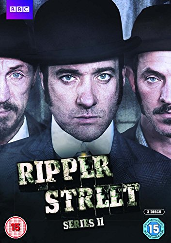 RIPPER STREET SERIES 2 - RIPPE [3 DVDs] [UK Import]