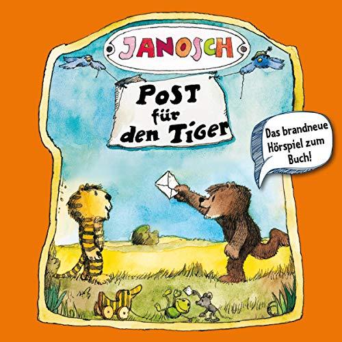 Couverture de Post für den Tiger