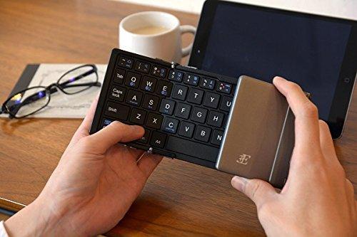 3E(スリーイー)『Bluetooth®キーボードTENPLUS(3E-BKY7)』