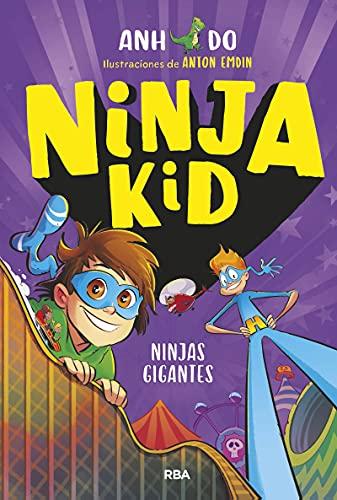 Ninja Kid #6. Ninjas gigantes (PEQUES)