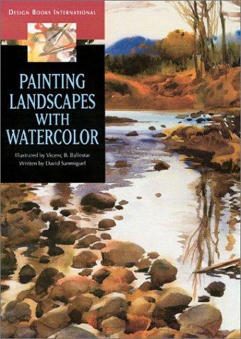 Painting Landscapes Watercolour